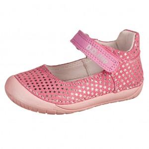 Dětská obuv D.D.Step  070-980A Dark Pink  *BF -  Pro princezny