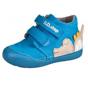 Dětská obuv D.D.Step  C066-960 Bermuda Blue  *BF -  První krůčky