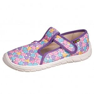 Dětská obuv FARE BARE 5202492 *BF -  Na doma a do škol(k)y