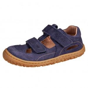 Dětská obuv Lurchi NANDO/ azul WMS M - Boty a dětská obuv