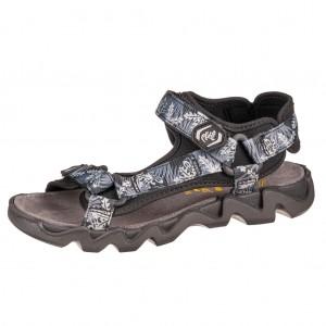 Dětská obuv Lurchi OLLY  /black grey  - Boty a dětská obuv