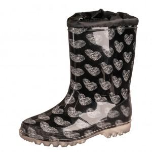 Dětská obuv Gumovky Srdíčka - Boty a dětská obuv