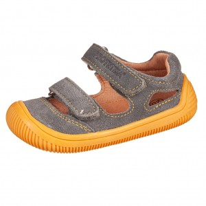 Dětská obuv Protetika BERG gris  *BF -  Sandály