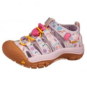 Dětská obuv KEEN Newport H2 /tiny candy - Boty a dětská obuv