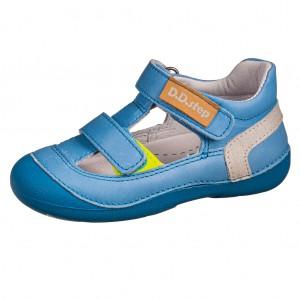 Dětská obuv D.D.Step  015-620B Sky Blue  *BF - Boty a dětská obuv