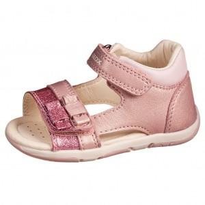 Dětská obuv GEOX Tapuz  /pink - Boty a dětská obuv