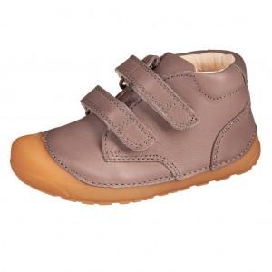 Dětská obuv Bundgaard Petit Velcro  /dark grey - barefoot...