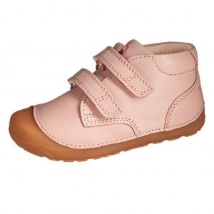 Dětská obuv Bundgaard Petit Velcro  /old rose - barefoot...
