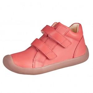 Dětská obuv Bundgaard The Walk Velcro  /Soft Rose - barefoot...