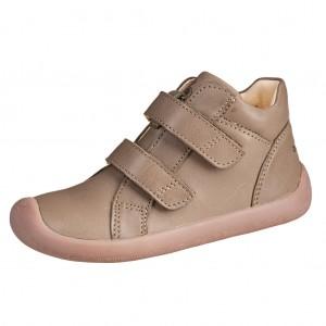 Dětská obuv Bundgaard The Walk Velcro  /army - barefoot...