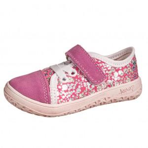 Dětská obuv Jonap B15 Airy růžová *BF - barefoot...