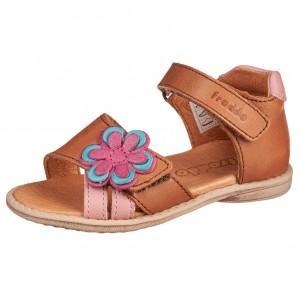 Dětská obuv Froddo sandály CARLINA Brown - Boty a dětská obuv