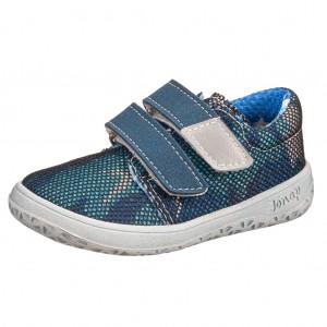 Dětská obuv Jonap B7V  modrá *BF - barefoot...