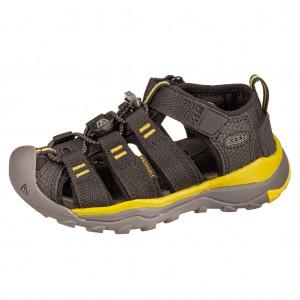Dětská obuv KEEN Newport Neo H2 /black/evening primrose -  Sandály