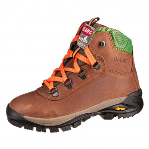 Dětská obuv OLANG Logan kid tex  /cioio -  Do hor nebo nížin