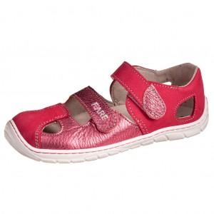 Dětská obuv FARE BARE B5561241 *BF -  Na doma a do škol(k)y