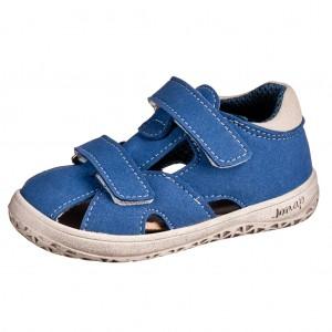 Dětská obuv Jonap B8MF  modré  *BF -  Sandály