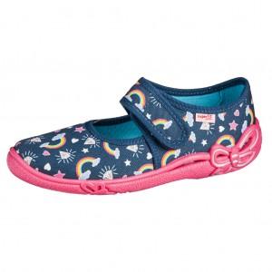 Dětská obuv Domácí obuv Superfit 1-800288-8010 MIII -  Na doma a do škol(k)y