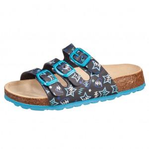 Dětská obuv Domácí obuv Superfit 1-800113-8040 M IV -  Na doma a do škol(k)y