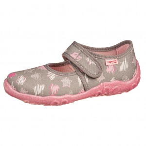Dětská obuv Domácí obuv Superfit 1-800283-2020 WMS M IV -  Na doma a do škol(k)y