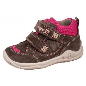 Dětská obuv Superfit 1-009417-2010  WMS W V - Boty a dětská obuv