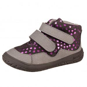 Dětská obuv Jonap Bella Srdce *BF - barefoot...