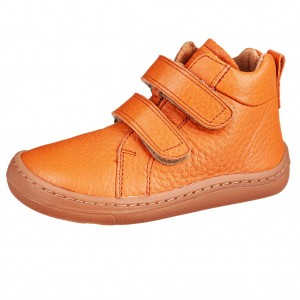 Dětská obuv Froddo G3110195-1L Orange *BF - barefoot...
