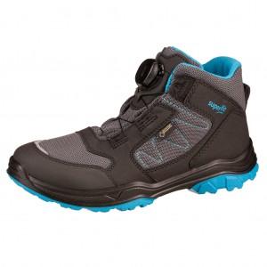 Dětská obuv Superfit 1-000071-0010 GTX WMS W V - Zimní
