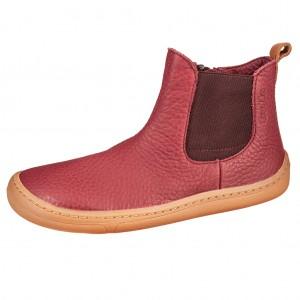 Dětská obuv Froddo Barefoot Chelys  /Bordeaux   *BF - Zimní