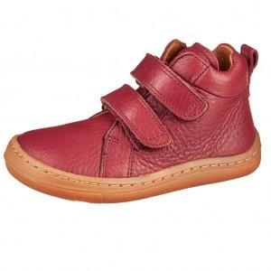 Dětská obuv Froddo Barefoot High tops / Bordeaux *BF - barefoot...