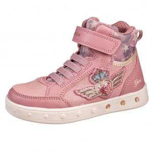 Dětská obuv GEOX J Skylin G   /dk.pink -
