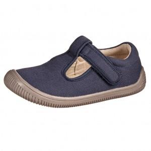 Dětská obuv Domácí obuv PROTETIKA KIRBY /navy  *BF -  Na doma a do škol(k)y