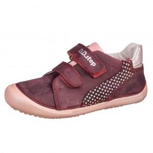 Dětská obuv D.D.Step  S063-11CL Rapsberry *BF - barefoot...