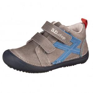 Dětská obuv D.D.Step  S063-999AM Dark Grey *BF - barefoot...