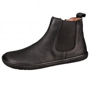 Dětská obuv KOEL lady Chelsea Faro-black *BF - barefoot...