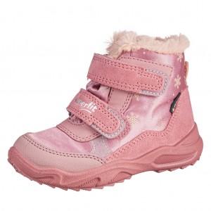 Dětská obuv Superfit 1-009226-5500 GTX  WMS W V - Zimní