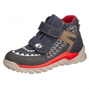 Dětská obuv Ricosta LUGAS /nautic/ocean - Boty a dětská obuv