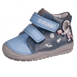 Dětská obuv D.D.Step  A071-516A Royal Blue - Boty a dětská obuv