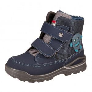 Dětská obuv Ricosta JAN /nautic/ozean/grafit  WMS W - Boty a dětská obuv