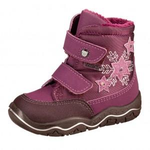Dětská obuv Ricosta MADDIE /merlot  WMS W - Boty a dětská obuv