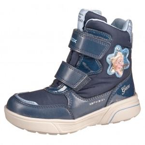 Dětská obuv GEOX J Sveggen G /navy/sky -